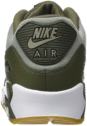 Gymnastique Prem 39 205 Medium Air NIKE Dark Chaussures Olive Femme Noir Max WMNS 90 Stucco EU Sequo de Vert U00qvSIx