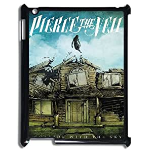 diy ipad2,ipad3,ipad4 Case, Pierce the veil case cover for ipad2,ipad3,ipad4 at Jipic (style 10)