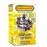 Herbal ayurvedic Siddhalepa Balm| Relief from Headaches,Muscle and Bone Aches Sizes- 2.5g / 5g / 10g / 15g / 25g / 50g / 100g (2.5g)