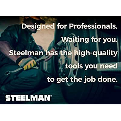 Steelman JSRG8 2-Inch Universal Tire Repair Radial Patch, Box of 50: Automotive