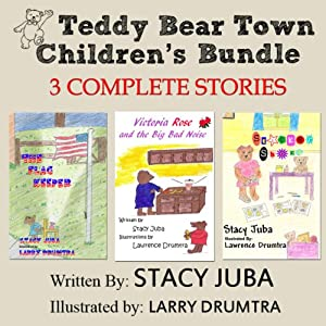 Teddy Bear Town Children's Bundle Audiobook