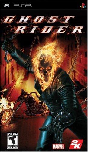 Ghost Rider - Sony PSP