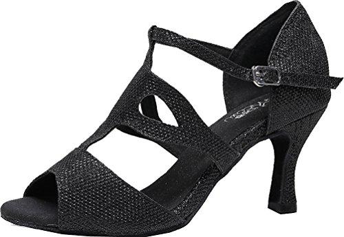 Cfp - Chaussures De Danse Pour Femmes Gris QC4Sorl