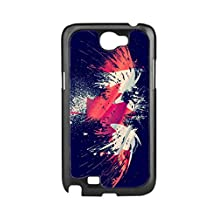 Generic Flag of Canada Design Phone Case for Samsung Galaxy Note 2 N7100