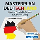 img - for Masterplan Deutschland book / textbook / text book