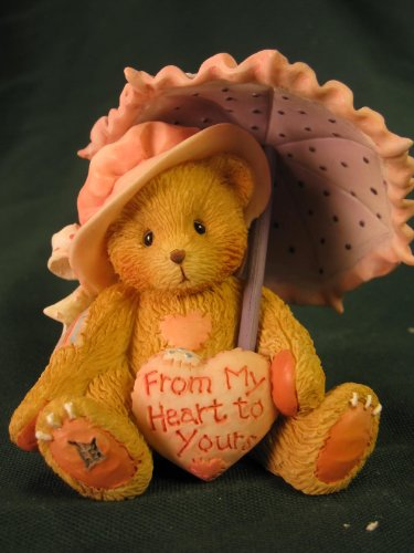 Cotton Teddies - Victoria... From My Heart to Yours Cherished Teddie 916293