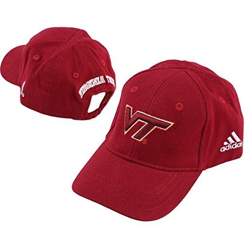 virginia-tech-hokies-infant-fitted-hat-maroon-logo