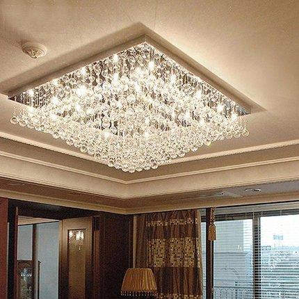 Single Tier Modern Locker - Moooni Crystal Chandeliers Single-Tier Rain Drop Crystal Ceiling Light Fixture
