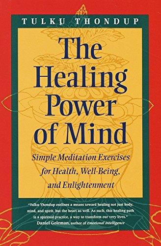 The Healing Power of Mind (Buddhayana Series, VII) by Thondup, Tulku (1998) Paperback (The Healing Power Of Mind Tulku Thondup)