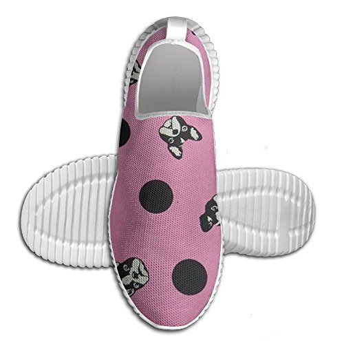 Pin Cute Bulldog Heren Sportschoenen Alle Afdrukken Foto Sportschoenen