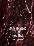 College Press NIV Commentary Vol. 1 : Minor Prophets, Shank, Harold, 0899008941