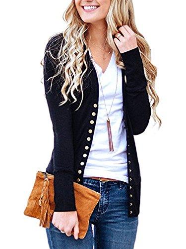 Famulily Womens Cardigan Sweater Knitwear product image