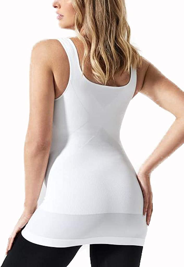 BLANQI Womens Everyday Maternity Belly Support Tanktop