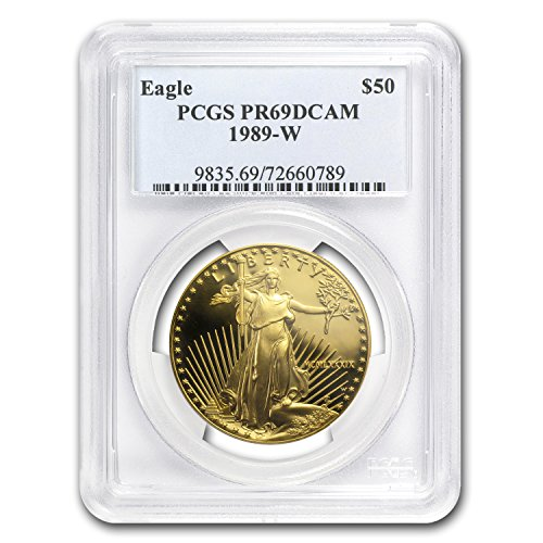 1986 – Present 1 oz Proof Gold American Eagle PR-69 PCGS (Random Year) 1 OZ PR-69 PCGS