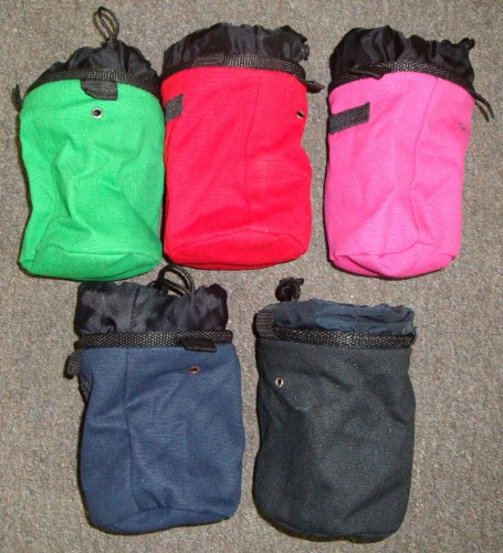 Z Athletic Chalk Bag Multiple Colors