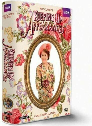 New, Keeping Up Appearances: Collector's Edition (DVD, 10-Disc Set) Fast and Free! by New ddc