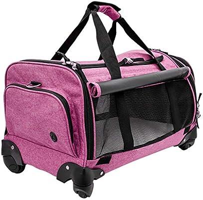 Transportín para Mascotas Mochila Para Mascotas Bolso De Polea ...