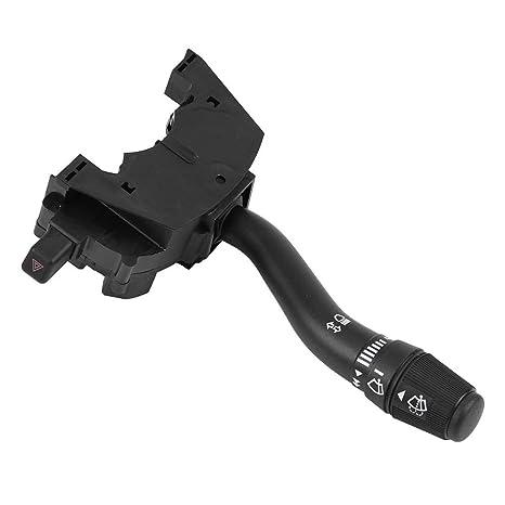 Duokon Car Parabrisas Interruptor del limpiaparabrisas Interruptor de señal de giro Interruptor de control de crucero