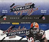 2012 Panini Absolute Football HUGE Factory Sealed 24 Pack Box with AUTOGRAPH/GAME USED JERSEY!! Look for Rookies and Autographs of Andrew Luck, Russell Wilson & Many More! Loaded!