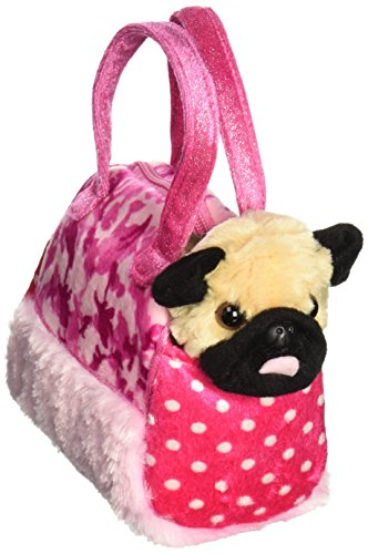 - Aurora Fancy Pals Fancy Pink Camo Pet Carrier 8