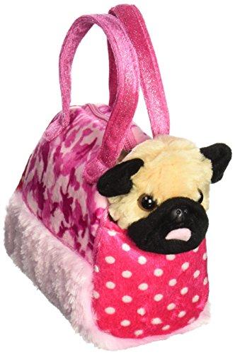 (Aurora Fancy Pals Fancy Pink Camo Pet Carrier 8