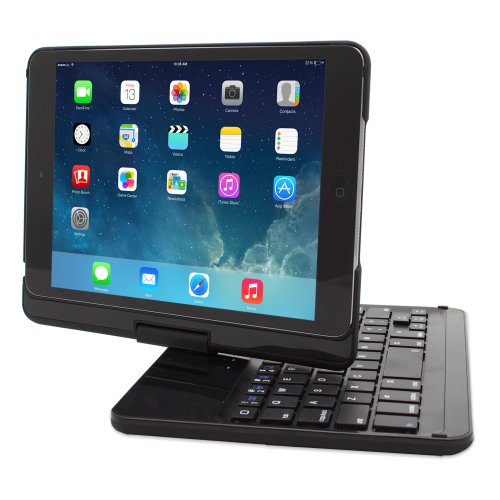 iPad Mini Rotatable Keyboard SnuggTM