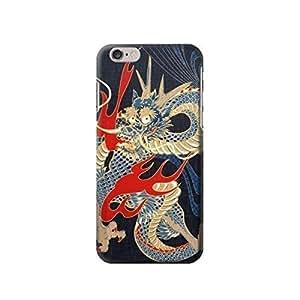 "Japan Dragon Art 5.5 inches iPhone 6 Plus Case,fashion design image custom iPhone 6 Plus 5.5 inches case,durable iPhone 6 Plus hard 3D case cover for iPhone 6 Plus 5.5"", iPhone 6 Plus Full Wrap Case"