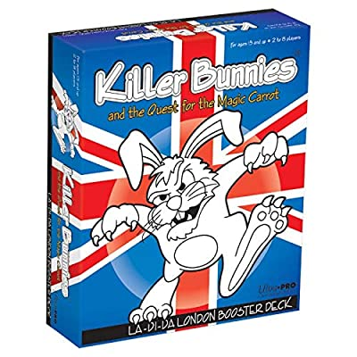 Killer Bunnies: London: Toys & Games