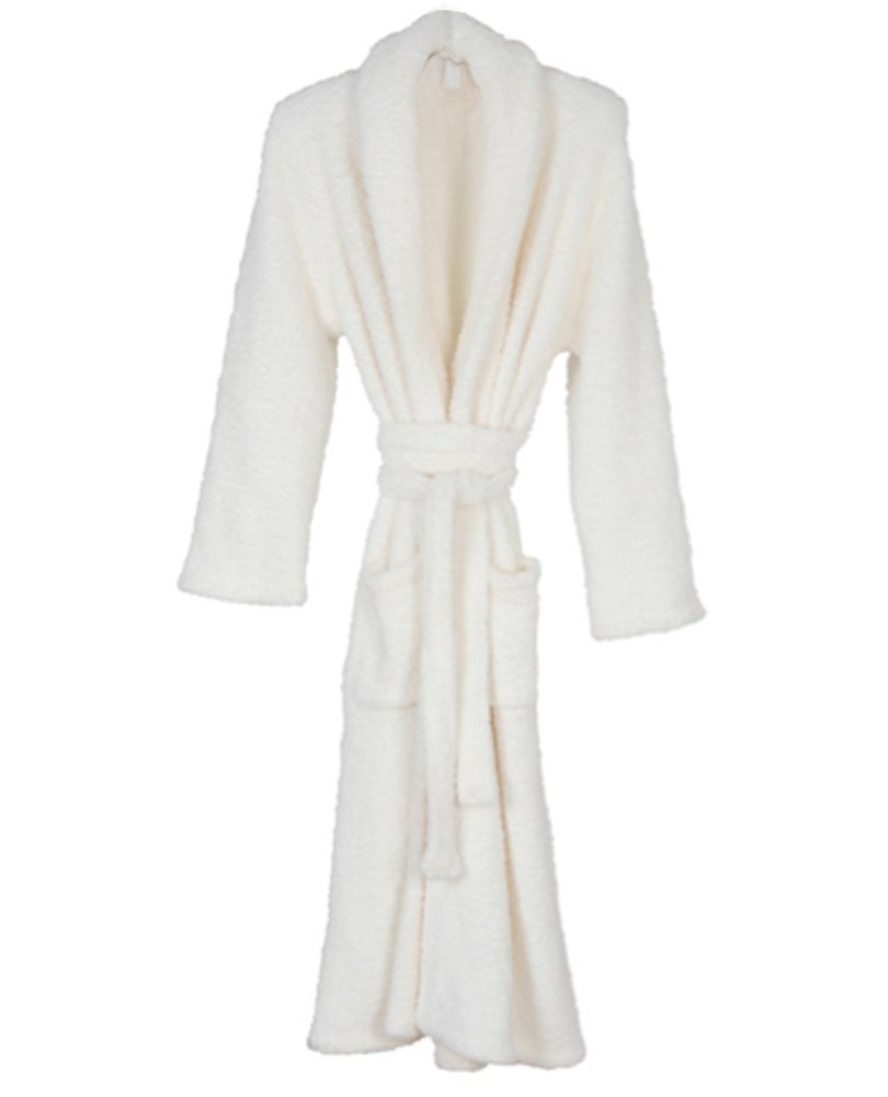 Barefoot Dreams CozyChic Adult Robe (Pearl, 2)
