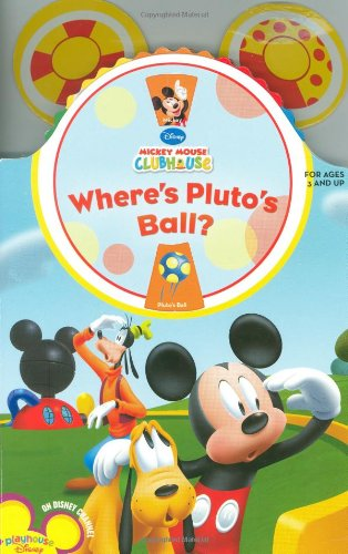 Download Where's Pluto's Ball? (Mickey Mouse Clubhouse) PDF