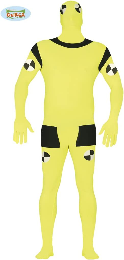 Disfraz de dummy adulto: Amazon.es: Juguetes y juegos