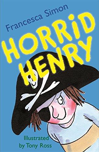 Book cover for Horrid Henry