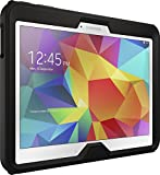 OtterBox Defender Series Case for Samsung Galaxy Tab 4 10.1, Black (77-43086)