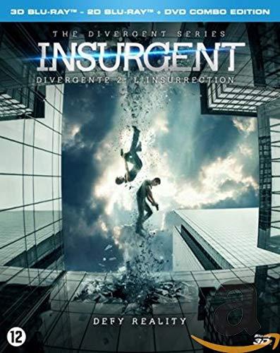 Divergente 2 : Linsurrection (steelbook): Amazon.es: Cine y Series TV