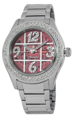 Burgmeister Women's BM170-141 Sunshine Analog Automatic Watch