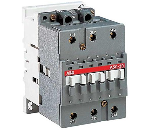 Abb A63301184 3p Contactor Iec 120v Ac Amazoncom Industrial Scientific: Abb A5030 Contactor Wiring Diagrams At Johnprice.co