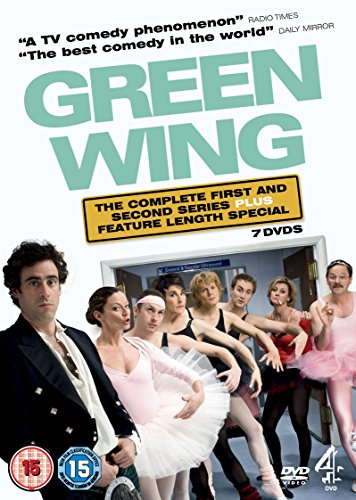 Green Wing - Series 1-2 Plus Special (Pal Non USA Format) ()