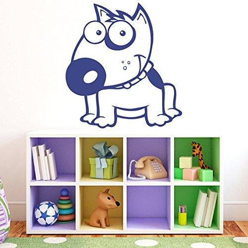 Cute puppy kids room sofa setting PVC waterproof