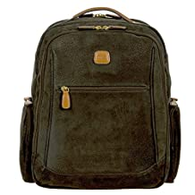 BRIC'S Life Executive Backpack - Large (Olive)