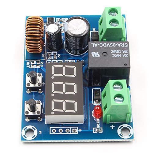 XH-M609 DC 12V-36V Voltage Protection Module Low Voltage Disconnect Precise Undervoltage Protection Board