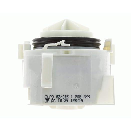 Recamania Bomba de desagüe para lavavajillas Bosch 620774: Amazon.es
