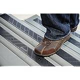 Gripstrip Non Skid Anti Slip Safety Grit Traction Treads Strips (2, Beige)