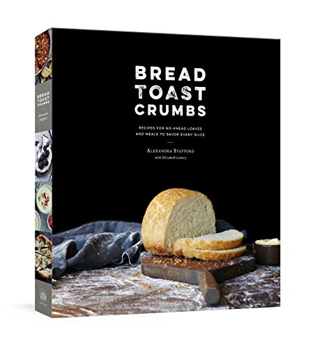 Bread Toast Crumbs: Recipes for No-Knead Loaves & Meals to Savor Every Slice (Crumb The Baking Book compare prices)
