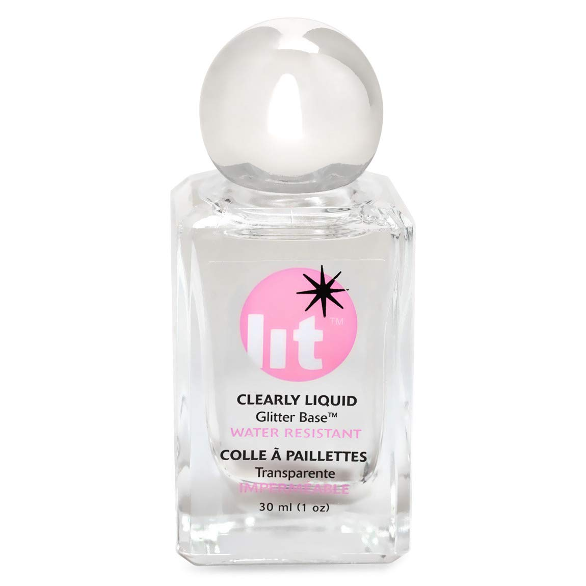 Lit Cosmetics Water Resistant Glitter Base - 1 Oz by Lit