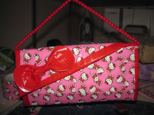 No Sew Hello Kitty Purse ebook product image