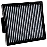 K&N VF2040 Washable & Reusable Cabin Air Filter Cleans and Freshens Incoming Air for your Chevrolet