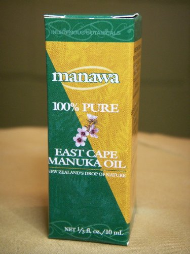 100% Pure Manawa East Cape Manuka Oil