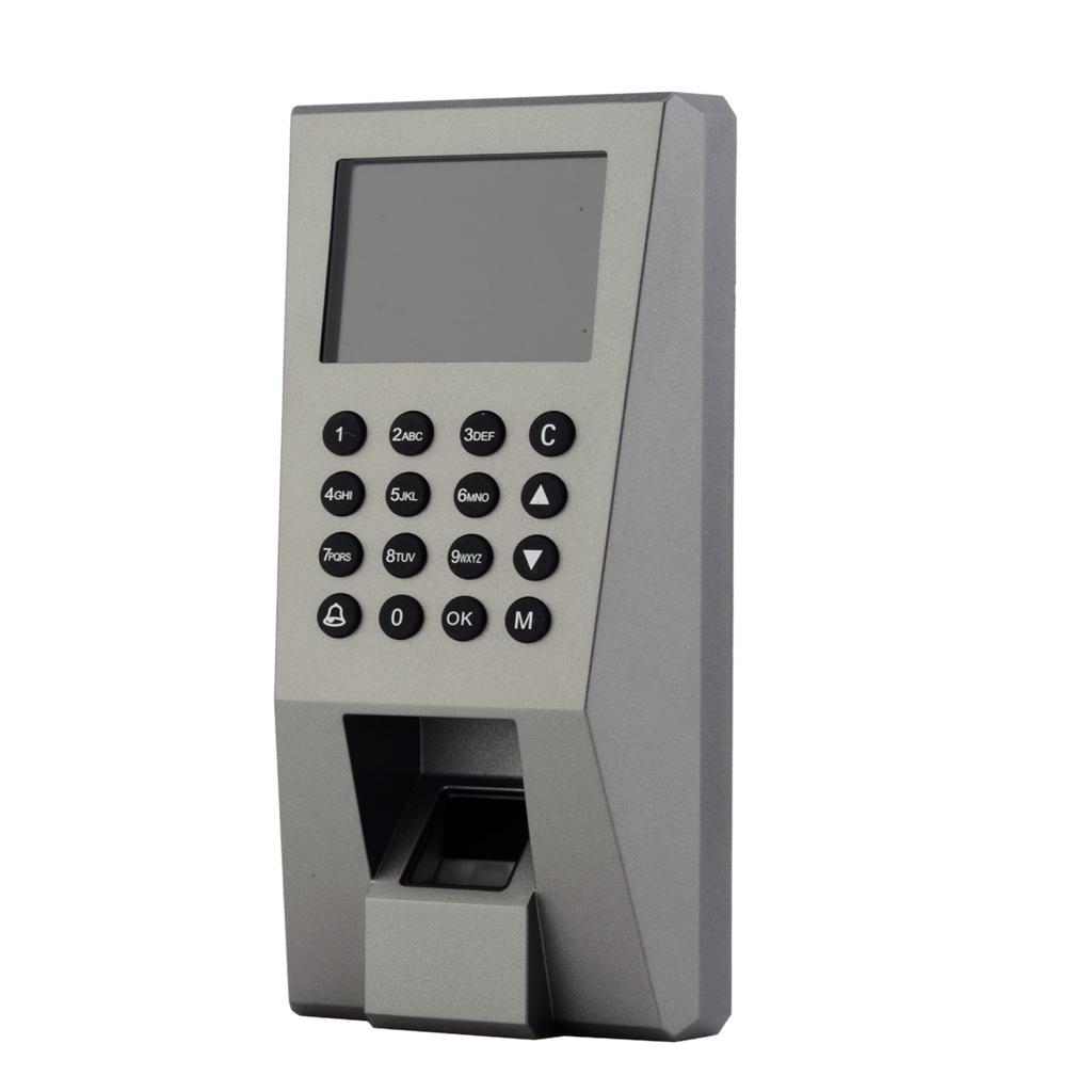 MagiDeal 2.4'' TFT Fingerprint Access Control Attendance Door Controller F18
