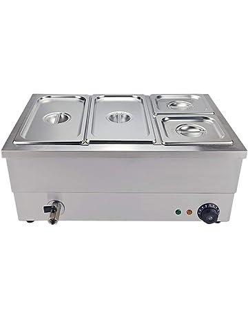 Calentadores de comida para buffet | Amazon.es