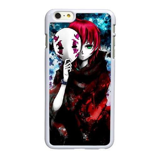 M5L12 Deadman Wonderland A1J3PU coque iPhone 6 4.7 pouces Cas de couverture de téléphone portable coque blanche FO4PTN8UN